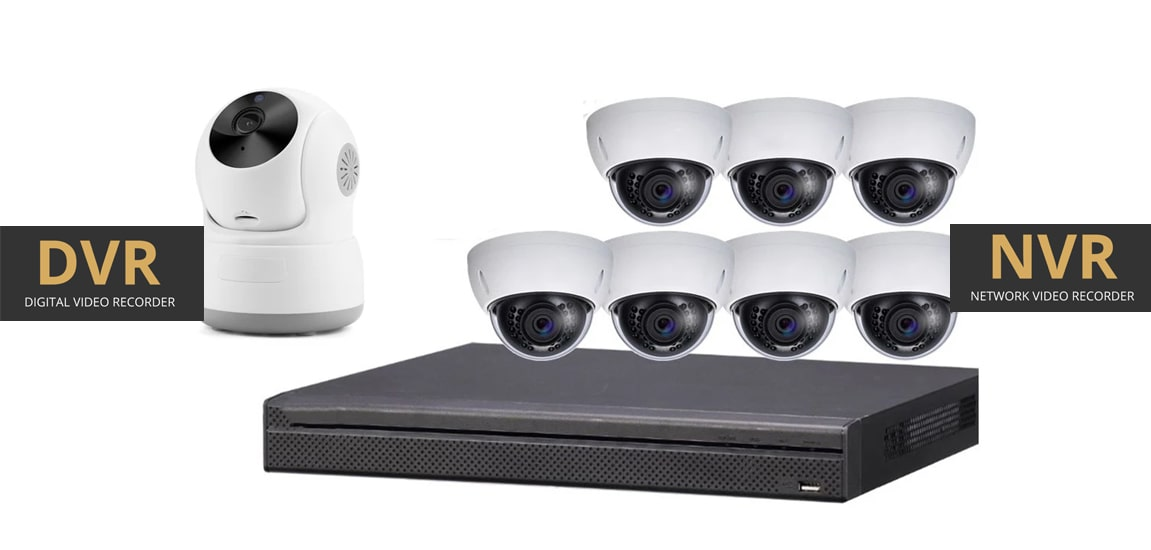 DVR and NVR Dealers Chennai
