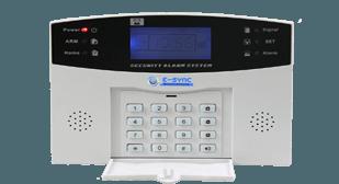 burglar alarm 1