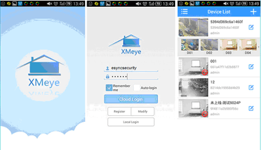 dvr mobile app